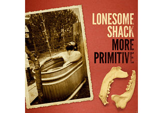 Lonesome Shack - More Primitive [CD]