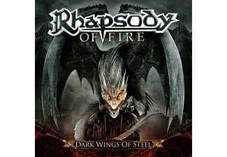 Rhapsody Of Fire - Dark Wings Of Steel (Limited Digipak) - (CD)