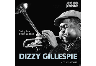 Dizzy Gillespie - Gillespie: Swing Low, Sweet Cadillac [CD]