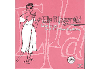 Ella Fitzgerald - Love Songs [CD]