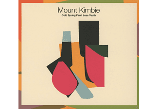 Mount Kimbie - Cold Spring Fault Less Youth [CD]