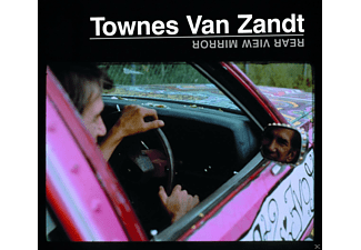 Townes Van Zandt - Rear View Mirror - (CD)