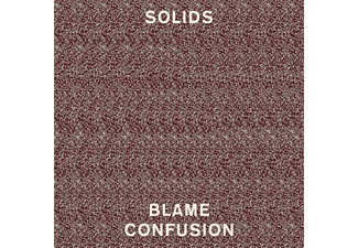 Solids - Blame Confusion - (CD)