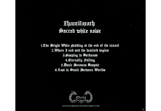 Thantifaxath - Sacred White Noise [CD]