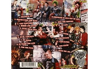 The Casualties - Early Years 1990-1995 [CD]