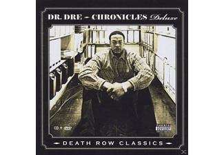 Dr. Dre - Dr. Dre - Chronicles Deluxe - (CD + DVD)