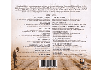 Various - Dust Bowl Blues-Essential American Folk [CD]