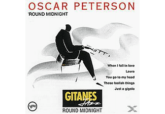 Oscar Peterson - Jazz Round Midnight [CD]