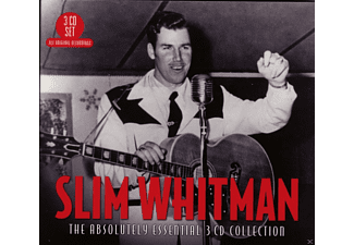 Slim Whitman - The Absolutely Essential 3CD Collection - (CD)