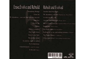 Cynical Existence - Erase, Evolve And Rebuild (Limited) [CD]