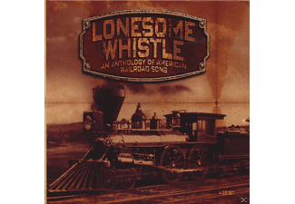 VARIOUS - Lonesome Whistle - (CD)