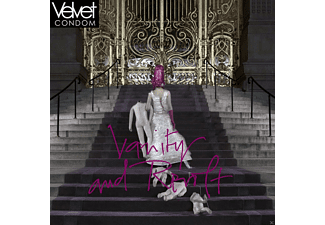 Velvet Condom - Vanity And Revolt [CD]