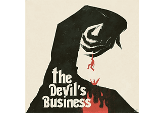 Justin Greaves - The Devil's Business [CD]