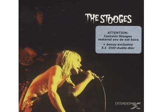 The Stooges - Extended Play - (CD + DVD Audio)