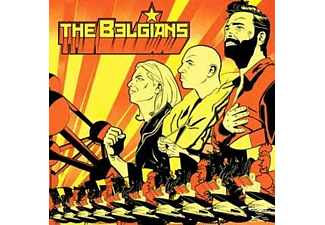 The Belgians - The Experimental Tropic Blues Band - (CD)