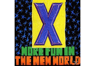 X - More Fun In The New World (180 GR) - (Vinyl)