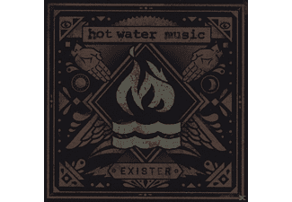 Hot Water Music - Exister - (CD)