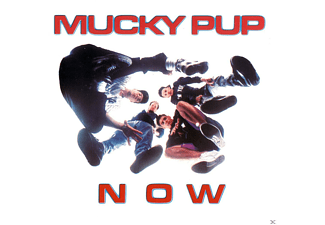 Mucky Pup - Now - (CD)