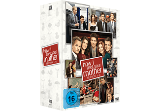 How I Met Your Mother - Staffel 1-9 - (DVD)
