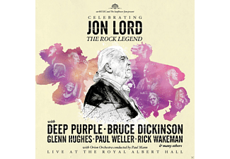 Jon Lord, Deep Purple - Celebrating Jon Lord-The Rocker [CD]