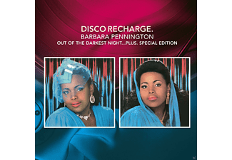 Barbara Pennington - Disco Recharge: Out Of The Darkest Night [CD]