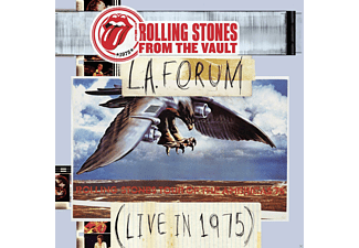 The Rolling Stones - From The Vault-L.A.Forum-Live In 1975 [DVD + CD]