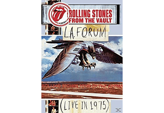 The Rolling Stones - From The Vault: L.A. Forum 1975 | DVD
