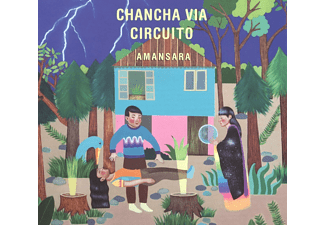 Chancha Via Circuito - Amansara - (CD)