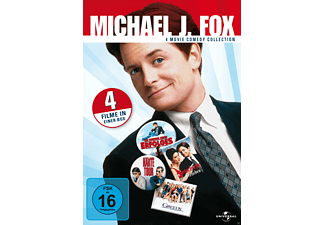 Michael J. Fox - 4 Movie Comedy Collection DVD-Box [DVD]