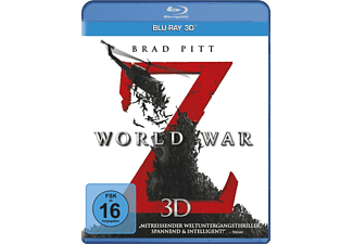 World War Z - (3D Blu-ray)