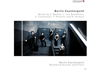 Berlin Counterpoint, Woodwind Quintet And Piano - Berlin Counterpoint - (CD)