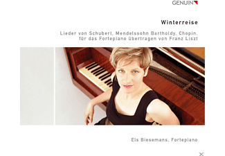 Els Biesemans - Winterreise - (CD)