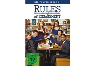 Rules of Engagement – Season 5 - (DVD)