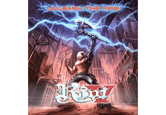 Riot V - Unleash The Fire [LP + Bonus-CD]