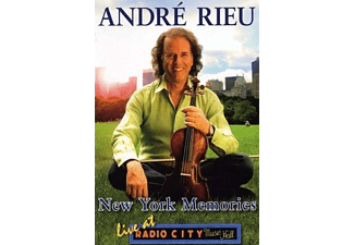 André Rieu - New York Memories - Live At Radio City Music Hall (DVD)