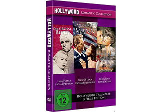 HOLLYWOODS TRAUMPAARE (ROMANTIC COLLECTION) [DVD]