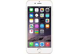 APPLE iPhone 6 128GB - Guld
