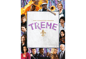 Treme - The Complete Series | DVD