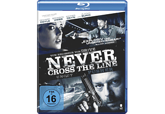 Never Cross the Line (Uncut) - (Blu-ray)