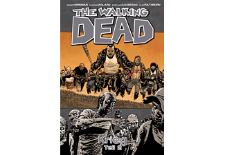 The Walking Dead 021 - Krieg - Teil 2, Horror (Hardcover)