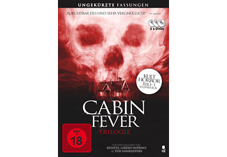 Cabin Fever 1-3 - (DVD)