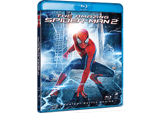 Amazing Spider-Man 2 Action Blu-ray