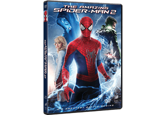 Amazing Spider-Man 2 Action DVD