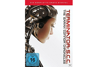 TERMINATOR - SARAH CONNOR CHRONICLES 1.STAFFEL [DVD]