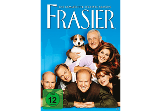 Frasier – Staffel 6 - (DVD)