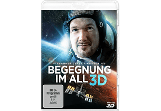 Begegnung im All 3D - Mission ISS - (3D Blu-ray)