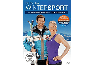 Fit für den Wintersport - Mit Magdalena Neuner und Felix Neureuther - (DVD)