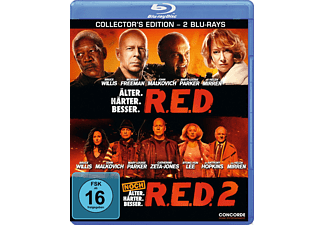 Red & Red 2 (Collctors Edition) [Blu-ray]