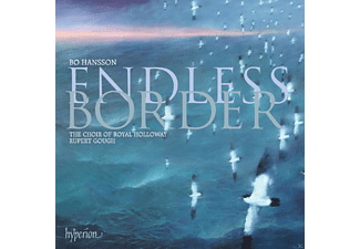 The Chor of Royal Holloway, William Baldry - Endless Border - (CD)