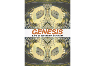 Genesis - Live At Wembley Stadium - (DVD)